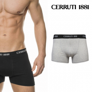 Pack 2 Cerruti 1881® Boxers Grey