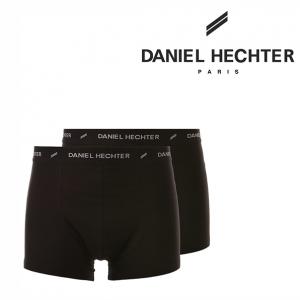 Daniel Hechter Paris ®Pack de 2 Boxers Pretos