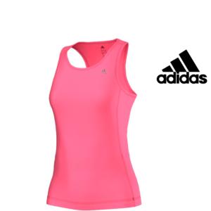 Adidas® Caveada de Mulher Rosa | Tecnologia Climalite®