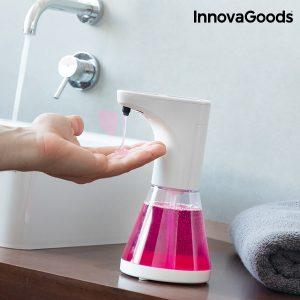Dispensador de Sabão Automático Com Sensor S520 InnovaGoods Home Houseware
