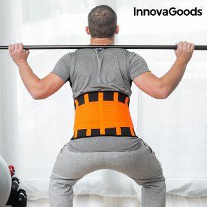 Faixa Desportiva Corretora e Redutora InnovaGoods Sport Fitness
