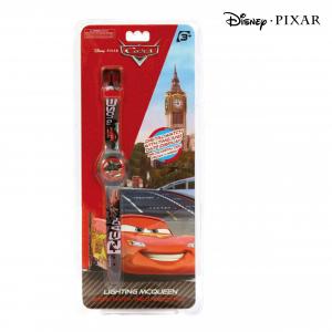 Relógio Desportivo Cars Disney | Lighting McQueen | Produto Licenciado