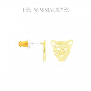 Les Minimalistes® Brincos Lina Gold