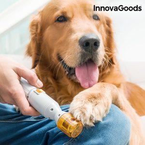 lima de uñas eléctrica para mascotas InnovaGoods Home Pet