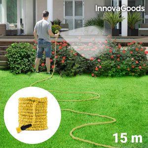 Mangueira Extensível 15 Metros InnovaGoods Home Garden