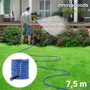Mangueira Extensível 7,5 Metros InnovaGoods Home Garden