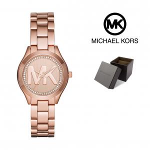 Relógio Michael Kors® Runway Slim Mini ll Rose Gold | 5ATM