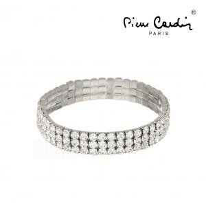 Pulseira Pierre Cardin® White Cristals