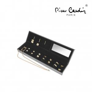 Conjunto Colares & Brincos Pierre Cardin® | Gold