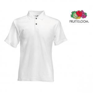 Fruit Of The Loom® Polo Branco