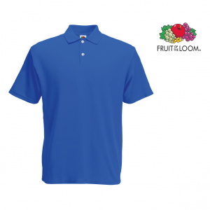Fruit Of The Loom® Polo Azul