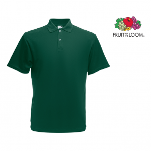 Preço Especial - Fruit Of The Loom® Polo Verde