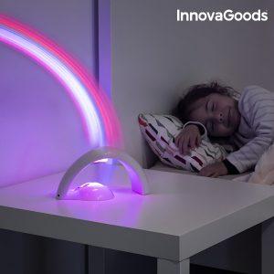 Projetor LED Infantil Arco-íris InnovaGoods
