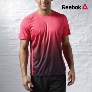 Reebok® T-Shirt Eclipse Neoche Running | Playdry