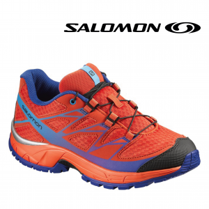 Salomon® Sapatilhas Wings J | Tecnologia Quicklace®