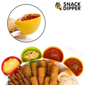 Tigelinhas Para Molhos Snack Dipper | Conjunto De 4