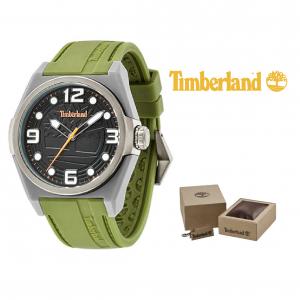 Relógio Timberland® Radler Green | 5ATM