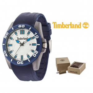 Relógio Timberland® Dunbarton Blue Strap | 5ATM