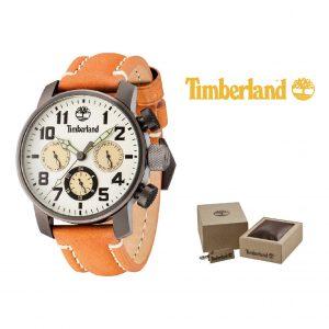 Relógio Timberland® Mascoma II Chronograph Cream | 5ATM