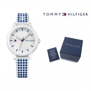 Relógio Tommy Hilfiger® Ashley Lady Blue | 3ATM