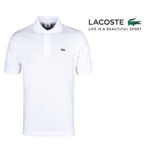 Lacoste® Polo White