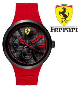 Relógio Ferrari®Scuderia Fxx Multi-Function Red