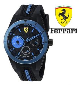 Relógio Ferrari® Scuderia Red Vev