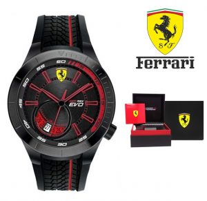 Relógio Ferrari® Scuderia Sport Redrev