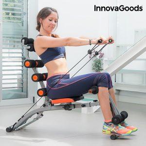 Banco de Musculação 6x Sport Fitness