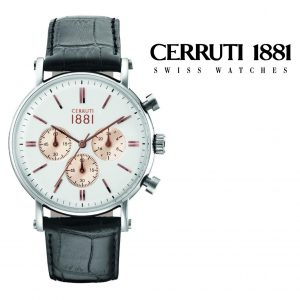 Relógio Cerruti 1881® Tremezzo Chronograph | 5ATM