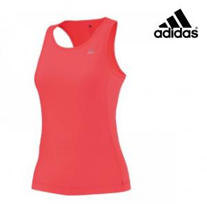 Adidas®Caveada de Mulher Vermelha | Tecnologia Climalite®