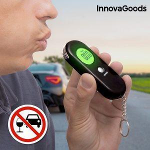 Alcoolímetro Digital InnovaGoods Gadget Tech