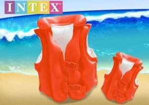 Colete Intex Infantil