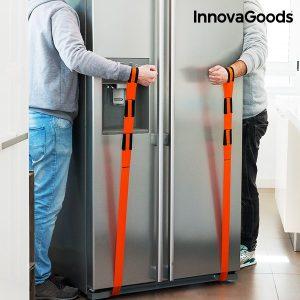 Pack de 2 Cintas de Transporte InnovaGoods Home Tools