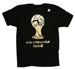 T-shirt Fifa World Cup Brazil | Preto