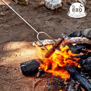 Garfo Extensível Para Grelhadores BBQ Classics