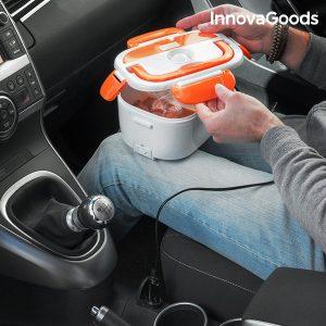 Lancheira Elétrica Para Carros InnovaGoods Gadget Car
