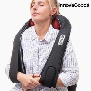 Massajaador Shiatsu Pro InnovaGoods Wellness Relax
