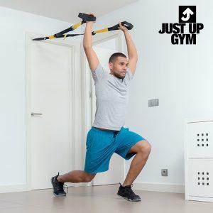 Expansores de Peito Para Treino de Suspensão Just Up Gym