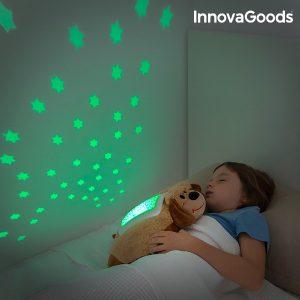Peluche Projetor InnovaGoods Gadget Kids