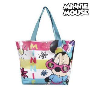 Saco de Praia Minnie Mouse 72672 | Produto Licenciado