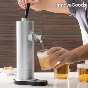 Torneira de Cerveja Kitchen Foodies Para Latas de 33, 35, 44 e 50 cl