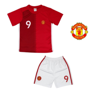 Replica Equipamento Manchester United Junior