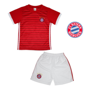 Replica Equipamento Bayern Munique Junior