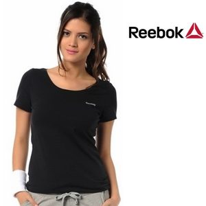 Reebok® T-Shirt Woman´s Crew Slim Black