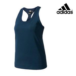 Adidas® Caveada Stellasport Tank Top Blue | Tecnologia Climalite®