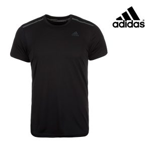 Adidas® T-Shirt Training Black | Tecnologia Climacool®
