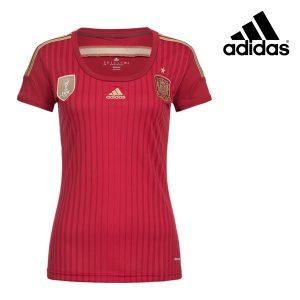 Adidas® Camisola Espanha Oficial Woman | Tecnologia Climacool®