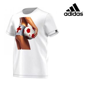 Adidas® T-Shirt Summer Fan England
