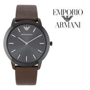 Relógio Emporio Armani® Gunmetal Dial